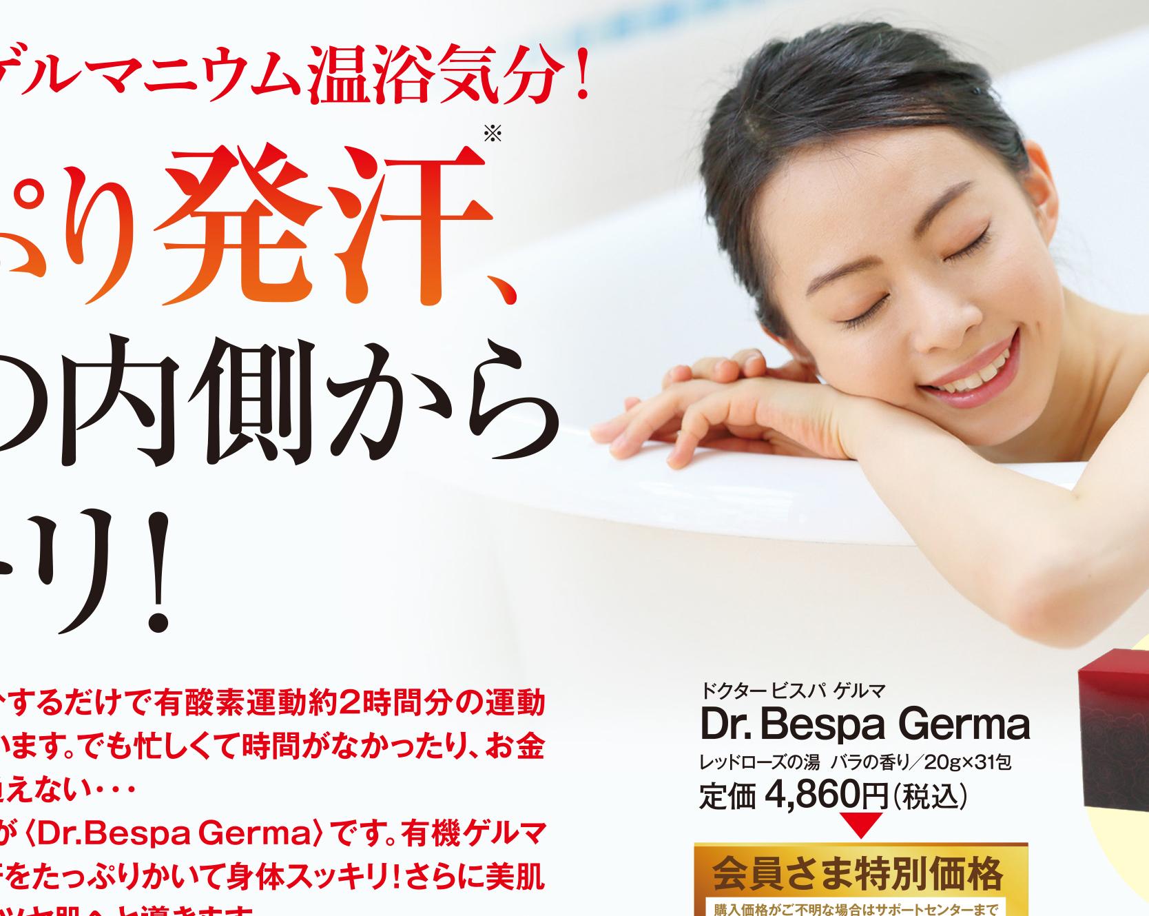 VAN-VEAL Dr.Bespa Germaチラシ
