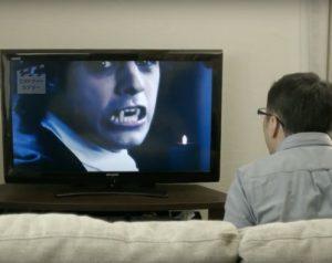 歯科・矯正歯科アールクリニック様TVCM(インプラント_ドラキュラ篇)